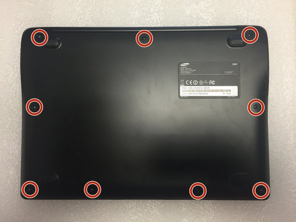 Samsung Chromebook 2 Battery Replacement