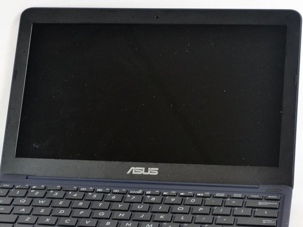 Asus EeeBook X205TA Screen Assembly Replacement