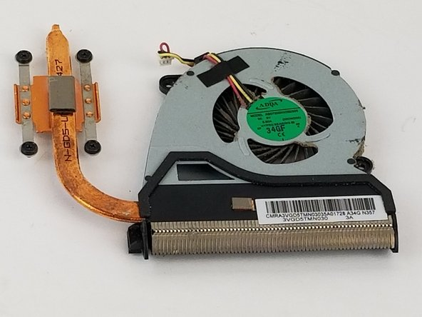 Sony Vaio Fit SVF14A190X Fan Replacement