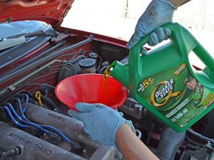 1990-1997 Mazda Miata Oil Change