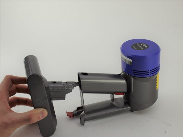 Dyson V8 Animal Battery Replacement