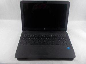 HP 15-ac142dx