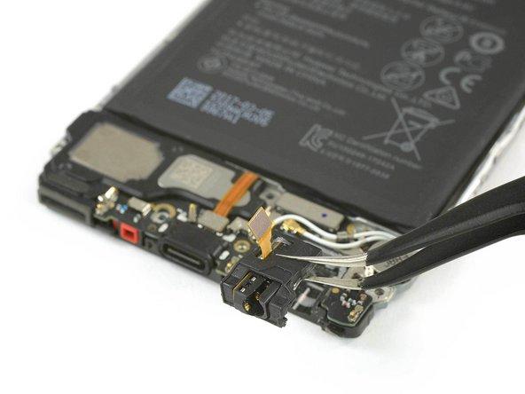 Huawei P10 Plus Headphone Jack Replacement