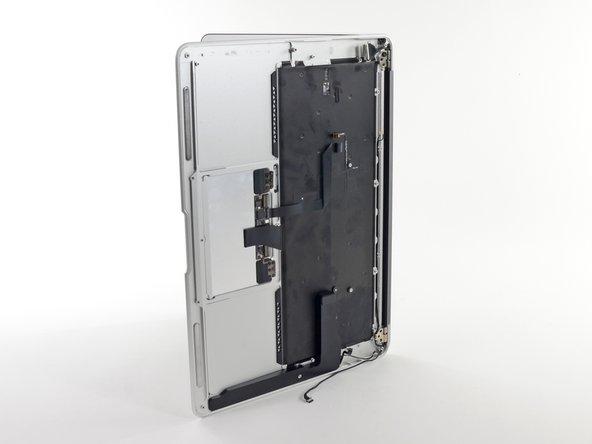"""MacBook Air 13"""" Anfang 2015 oberes Gehäuse austauschen"""