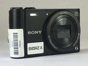 Sony Cyber-shot DSC-WX350 Repair