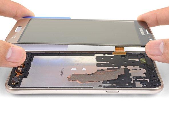 Reemplazo de pantalla del Samsung Galaxy J3 (2016)