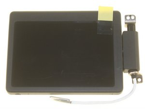 LCD Touchscreen
