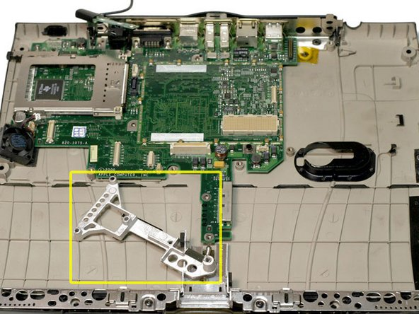 PowerBook G3 Pismo Logic Board Replacement