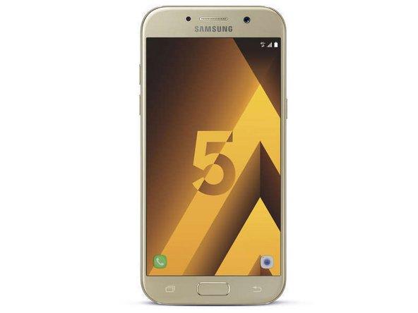 Remplacement de l'écran tactile et du LCD du Samsung Galaxy A5 (2017)