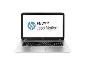 HP Envy 17 Leap Motion SE