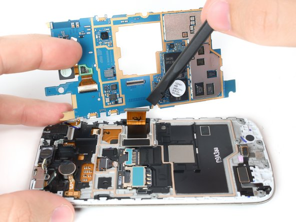 Samsung Galaxy S4 Mini Motherboard Replacement [Verizon]