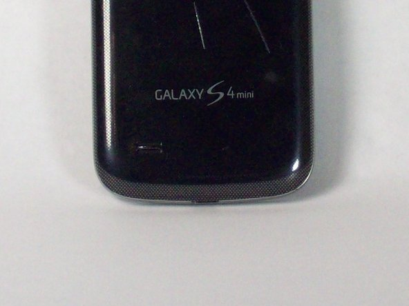 Samsung Galaxy S4 Mini Speaker Replacement