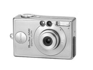 Reparación de Canon PowerShot S230