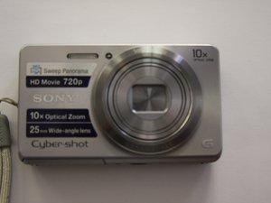 Sony Cyber-shot DSC-W690 Repair