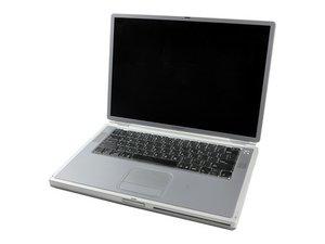 PowerBook G4 Titanium Series Repair