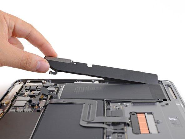 """MacBook Air 13"""" Late 2020 왼편 스피커 교체"""