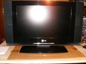 Repairing LG 17LX1R LCD Television Power board