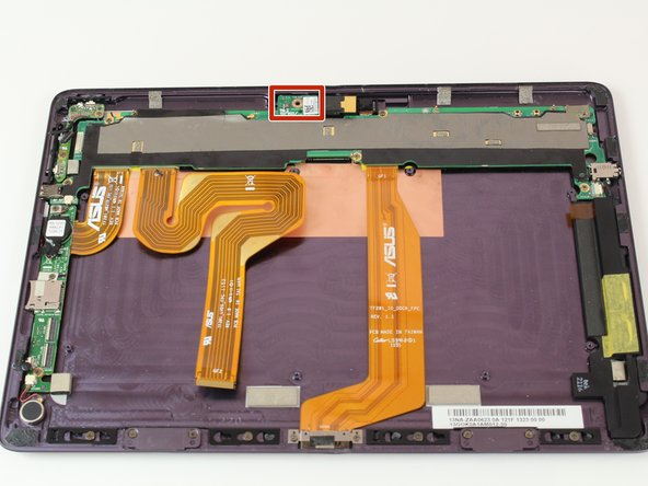 Eee Pad Transformer Prime TF201 LED Chip Replacement