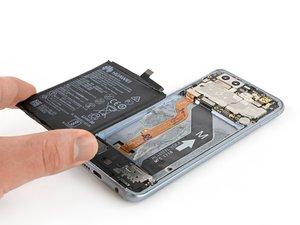 Sostituzione batteria Huawei Honor 9