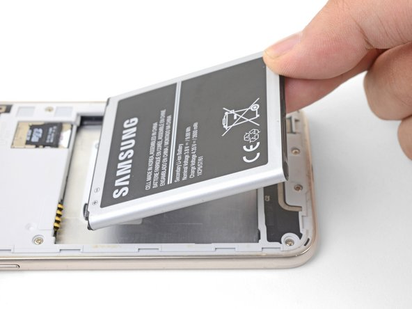Samsung Galaxy J3 (2016) Battery Replacement