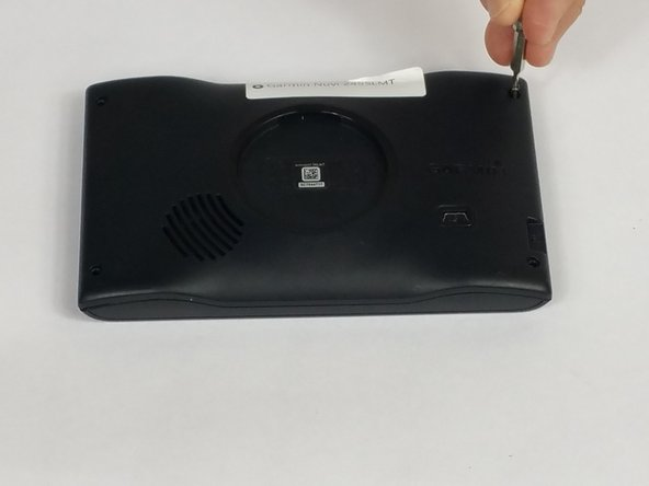Garmin Nuvi 2455LMT Back Panel Assembly Replacement