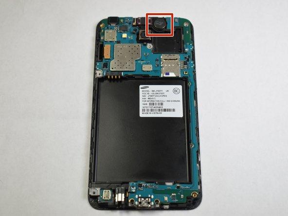Samsung Galaxy J7 Vibration Motor Replacement