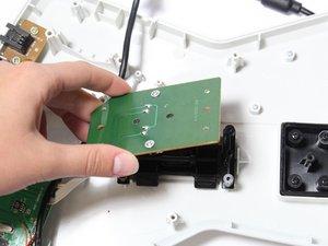 Strum Bar Sensor Board