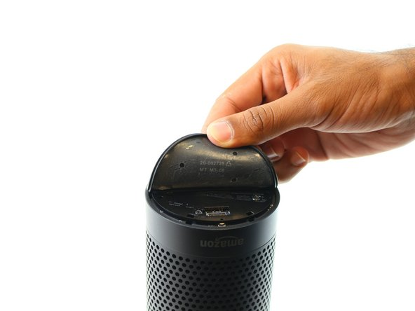 Power off and unplug your Echo before disassembly. Failure to do so could result in injury or damage to the device.