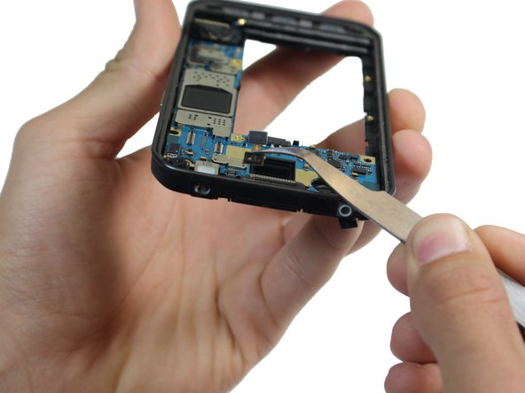 Samsung Galaxy S5 Active Front-Facing Camera Replacement