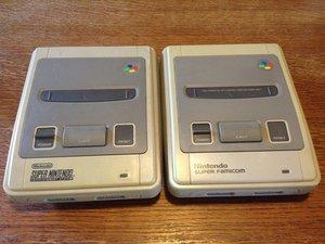 PAL Super Nintendo Teardown