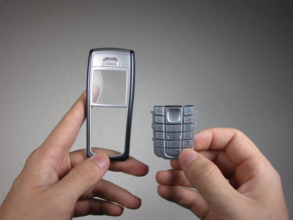 Nokia 6230b KeyPad Replacement