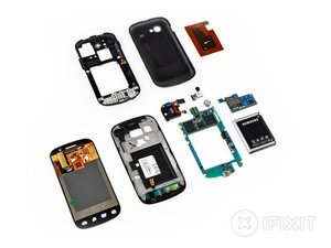 Nexus S Teardown