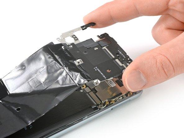Huawei P20 Vervanging van de moederbordcover met NFC