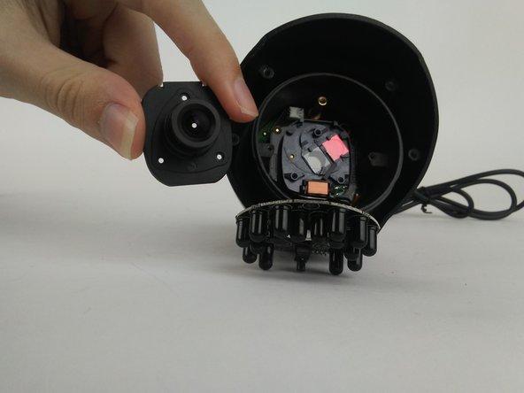 Lorex LW2742 Lens Replacement