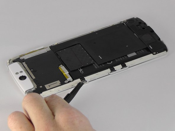 OPPO N1 Home Button, Volume Buttons and SIM Card Tray Replacement