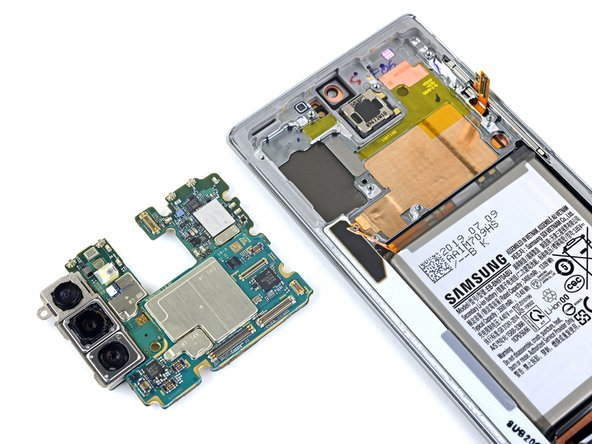 Samsung Galaxy Note10 Motherboard Replacement