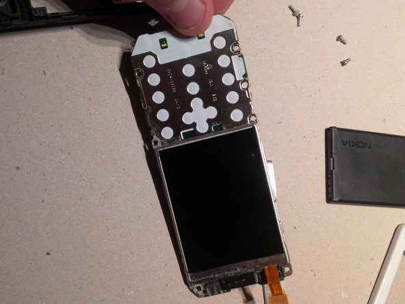 The PCB board had water damage, see this in picture 3.