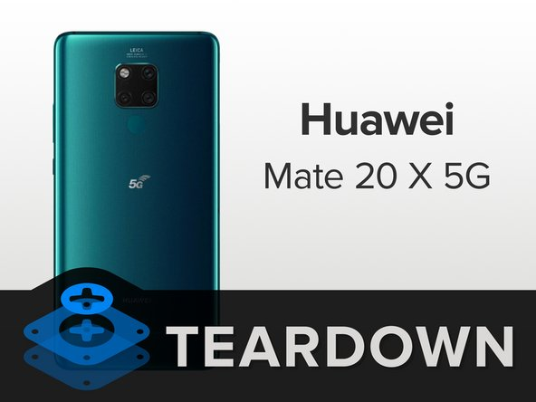 Here's the lowdown on this Mate 20 X 5G: