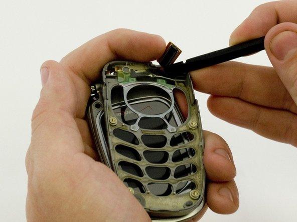 Samsung SCH-A670 Keypad Housing Replacement