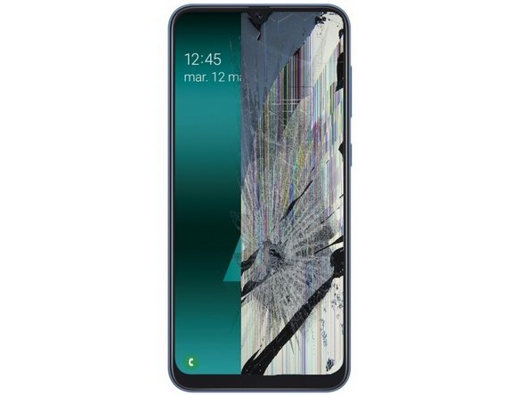 Screen replacement for the Samsung Galaxy A50