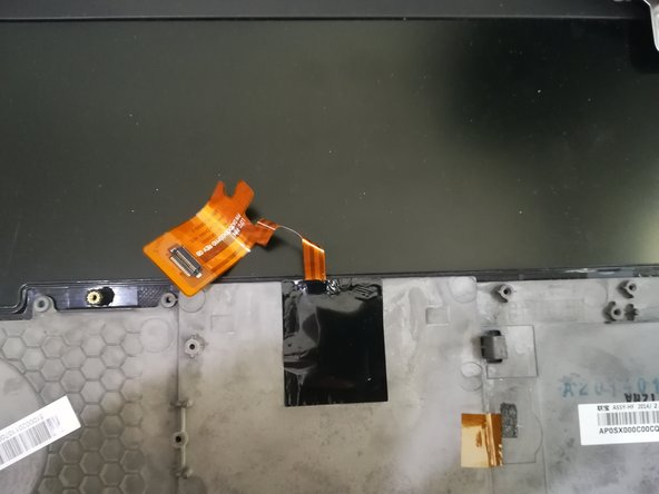 Lenovo Thinkpad X240 Touchpad Replacement
