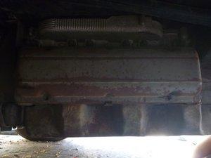 1965-1969 Chevrolet Corvair valve adjustment