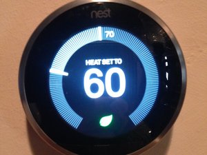 Nest Learning Thermostat 3rd Generation Repair