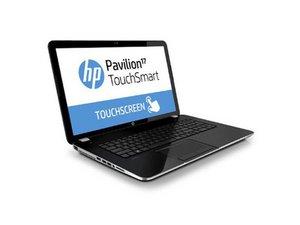 HP Pavilion TouchSmart 17