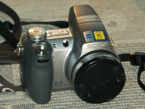 Sony Cyber-shot DSC-H2 Teardown