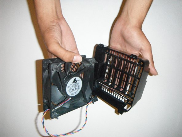 Dell XPS 720 H2C Card Fan Replacement