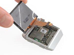 Reemplazo del ensamblaje del Fitbit Ionic