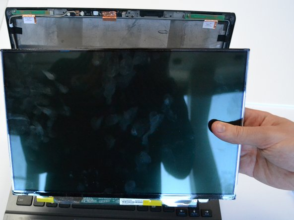 Sony Vaio PCG-5N4L Screen Replacement