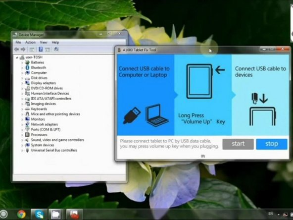 1. Download A1000FixToo.exe from here: http://mobilesupport.lenovo.com/us/en/pr...