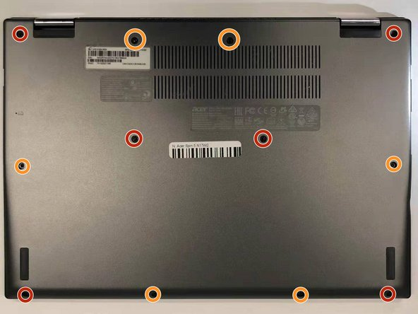 Acer Spin 5 N17W2 Screen Assembly Replacement